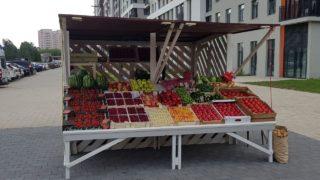 Ларёк овощи/фрукты