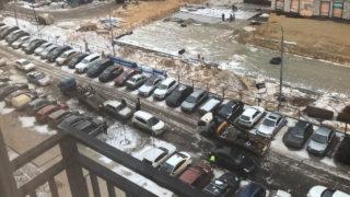 Эвакуация автомобилей Оранж Парк