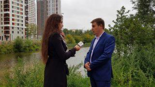 Интервью с руководителем территориального управления службы эксплуатации ГК ПИК Иваном Гоголевым
