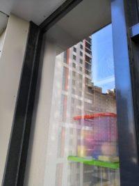 Замена решетки на стекло на лоджии Оранж Парк