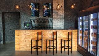 Магазин-бар крафтового пива 13 rules Котельники