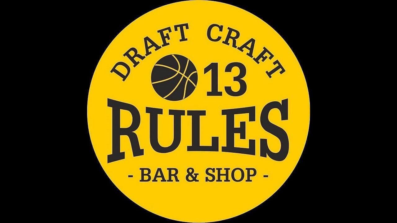 Магазин-бар крафтового пива 13 rules