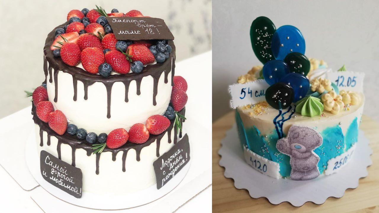 Торты Vanilla_Cake Котельники