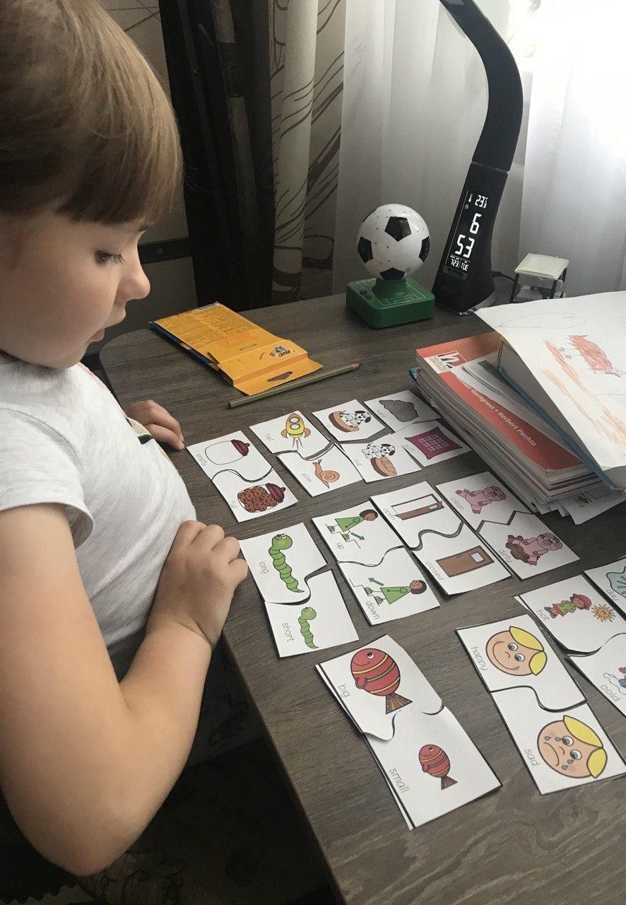 Английский язык для детей в Оранж Парке Котельники