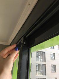 Как вынуть створку окна на лоджии