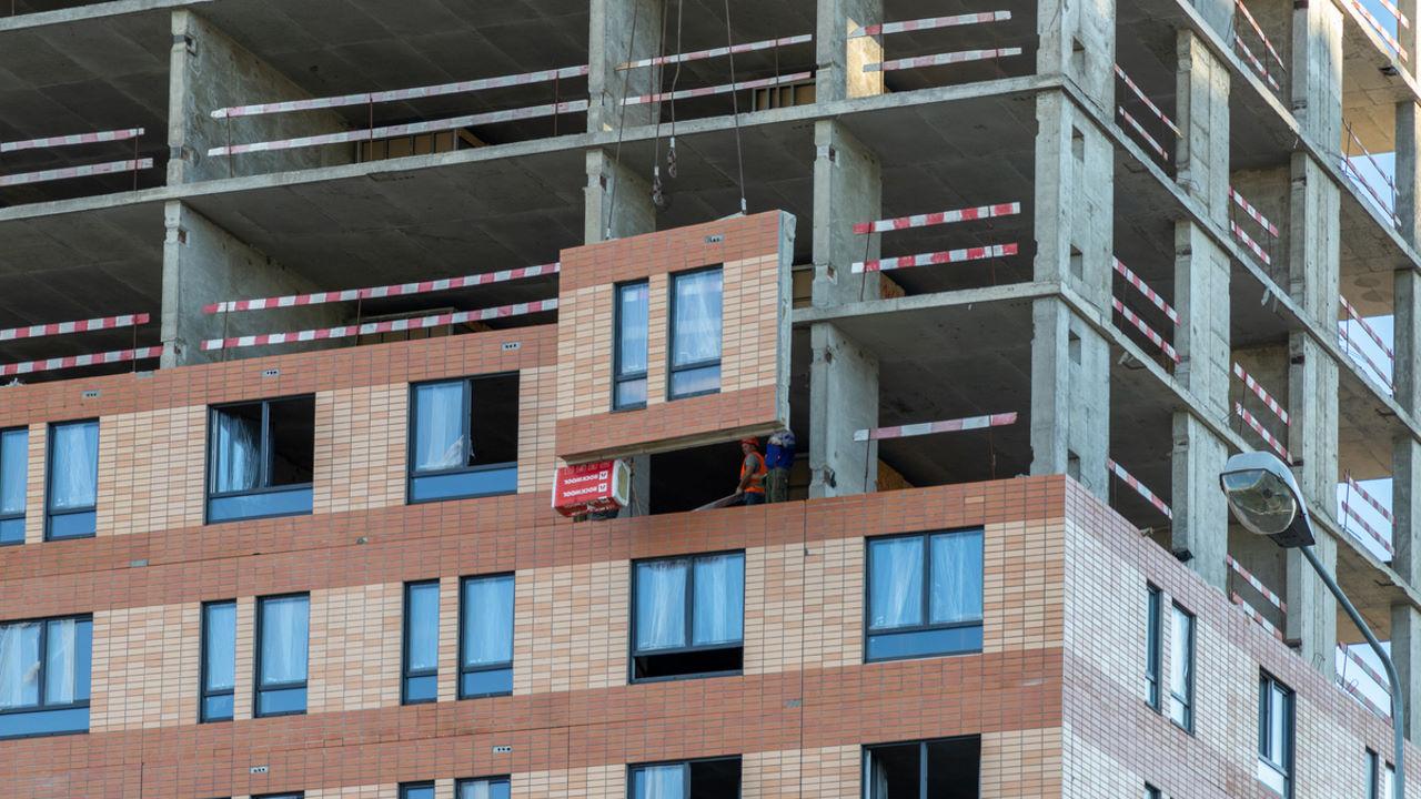 Оранж Парк - Фото строительства от 20-07-01