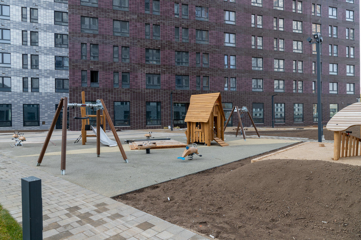 Оранж Парк - Фото строительства от 20-10-15