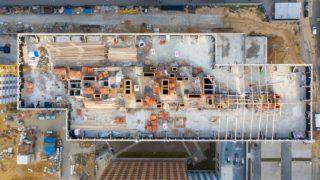 Оранж Парк - Фото строительства от 20-11-18