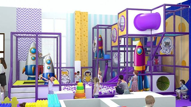 Kids Space Planet