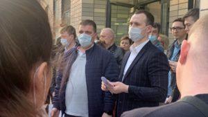 Первое ОСС 5 дома - Представители ПИК-Комфорт